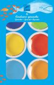 Djeco Paint Palette - 6 Giant Colours