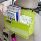 Yougle Car Seat Organiser Auto Backseat Organzier Cover Protector and Storage Bag.