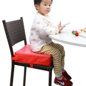 Zicac Baby Kids' Chair Pads Chair Increasing Cushion Dismountable and Adjustable Booster Seat Mat