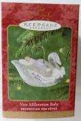 Hallmark Keepsake Ornament - New Millennium Baby 2000