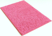 Bubble Gum Pink - 0.6mx0.9m Custom Carpet Area Rug