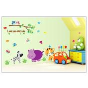 Gadfly- Peel & Stick Nursery/baby Wall Sticker Decal