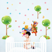 Gadfly- Peel & Stick Nursery/baby Wall Sticker Decal