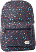 Spiral Unisex OG Backpack Rucksack Bags - Galaxy Prints and Plain Colours
