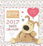 Boofle Desk Calendar