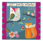 Caroline Gardner 'Muchly Lovely' Sq Family Calendar