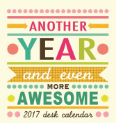 Caroline Gardner 'Say So' Desk Calendar