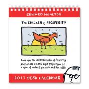 Edward Monkton Desk Calendar