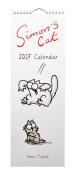 Simon's Cat Slim Calendar