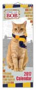 Street Cat Bob Slim Calendar