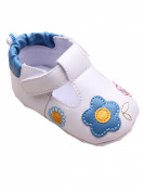 YICHUN Baby Girls Shoes Prewalker Leisure Shoes Flower Crib Shoes Toddler Soft Shoes