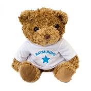 NEW - RAYMUNDO - Teddy Bear - Cute And Cuddly - Gift Present Birthday Xmas
