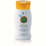 Eco Cosmetics Baby Shampoo Shower Gel 200Ml