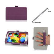 ProCase  for  for  for  for  for Samsung      Galaxy Tab 3 Lite 7 Tablet Case with bonus stylus pen - Flip Stand Cover Case for Tab 3 Lite 18cm , SM-T110