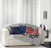 """Blanket Fleece Blanket """"NEW YORK USA Made from A range of modern and stylish USA blanket in A stylish Colour-Trendy Print-Here in the KAMACA SHOP you will get more modern product from this range."""