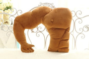 Vansuky Decorative Boyfriend pillow men muscle arm Plush Cotton cushion for bed, bedroom, sofa, home decoration gift for girl