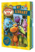 Dinosaur Train My Library 4 Book Slipcase