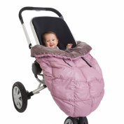7 A.M. ENFANT Cygnet 3-in-1 Cover, Lilac/Marron Glace