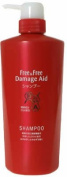 Lion PRO Free & Free | Shampoo | Damage Aid Shampoo 500ml (Japan Import) by Lion