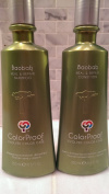 ColorProof Baobab Heal & Repair Shampoo and Conditioner 250ml Colour Care Set - Tree Of Life The mighty Baobab tree succeeds where nothing else can, on outcrops of pink granite rising out of the desert, in salt flats, and in lands wracked with drought. ..
