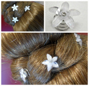 Curler Glass Flower midi