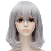 Fancy Party Cosplay Wigs Anime Short Full Hair Women Resistant Costume Haircut
