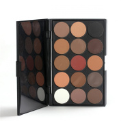 FantasyDay® Professional 15 Colours Eyeshadow Palette Makeup Contouring Kit - Ideal for Professional and Daily Use