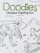 Doodles Dinosaur Coloring Fun
