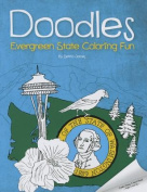Doodles Evergreen State Coloring Fun