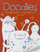 Doodles Monster Math Coloring Fun