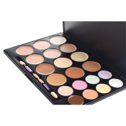 FantasyDay® Professional 20 Colours Cream Concealer Camouflage Makeup Palette Contouring Kit - Ideal for Professional and Daily Use