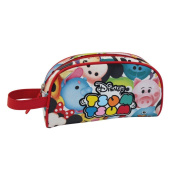 Tsum Tsum Vanity/ Beauty Case, 22 cm, 1.42 Litres, Multicolour