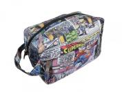 DC Comics Superman Wash Bag Make Up Bag - Flying