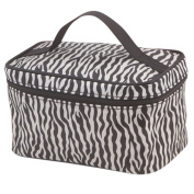 BESTIM INCUK Zebra Cosmetic Bag Makeup Bag Travel Toiletry Bag Organiser