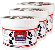 Udderly Smooth 227g Foot Cream with Shea Butter by Redex (Pack of 3) by Udderly Smooth