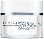 Lumene Bright Now Visible Repair Day Cream Spf 15, 1.7 Fluid Ounce by Lumene Oy