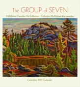 The Group of Seven 2017 Wall Calendar