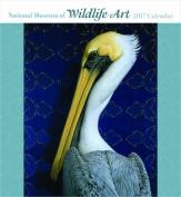 National Museum of Wildlife Art 2017 Wall Calendar