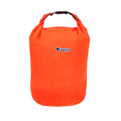 BLUE FIELD Outdoor Waterproof Dry Bag for Canoe Kayak Rafting Camping[Can be Compressed,Hold Food, Clothes, Wallet]