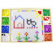 MXtechnic Pegboard with 384 Pegs Set
