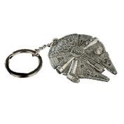 Star Wars Millennium Falcon Keyring