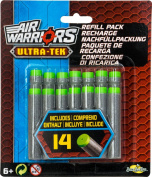 Buzz Bee Toys 14 Ultra Tek Dart Refill Blaster