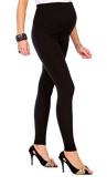 Futuro Fashion® Maternity Leggings Full Ankle Very Warm Thick Heavy Cotton Leggings (Fleece Inside) Very Comfortable All Sizes 8-22 UK