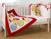 Suncrest Jolly Jamboree Cotbed Bedding Set