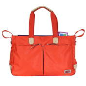 TOLEAD Multi-Functional Nappy Tote Bag Baby Nappy Changing Bag