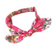 Susenstone® Girl Princess Cotton Flower Headband