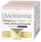 Diadermine Wrinkle Expert 3D Hyaluron-Activator 3D Active Anti-Wrinkle Night Cream 50ml