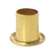 GS 8-9 Brass Eyelets 10,000 pcs