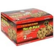 Chef Jays - Tri-O-Plex Cookies - 12 per Box (85g each) - Peanut Butter