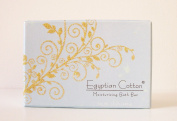 Egyptian Cotton 350ml Moisturising Bath Bar
